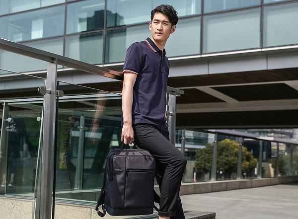 Китаец с рюкзаком