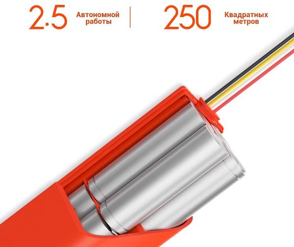 Показатели емкости батареи